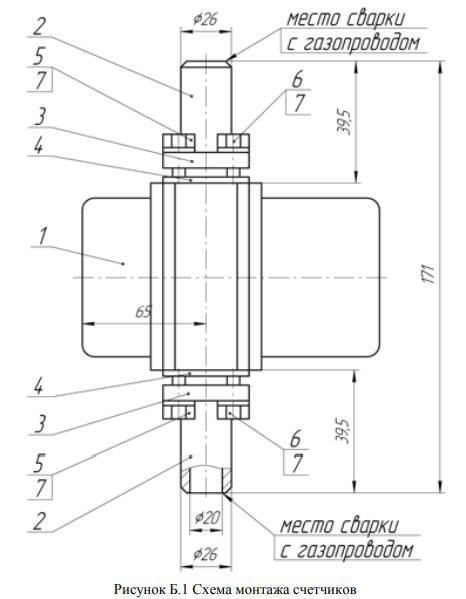 схема монтажа омега g6
