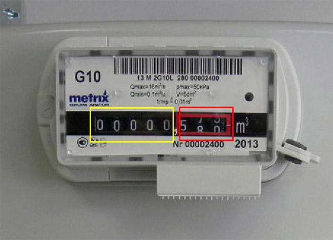 показания метрикс g10
